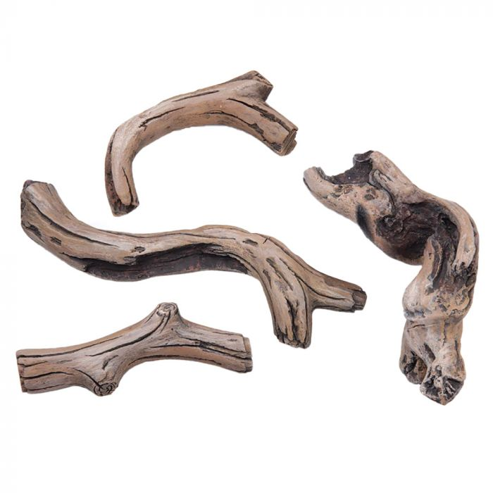 Superior DWLS-RNCL35 Decorative Driftwood Log Set for DRL2035 & DRL3535 Gas Fireplaces