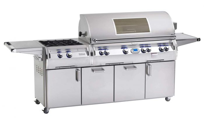 Fire Magic Echelon Diamond E1060s Gas Grill On Cart with Power Burner