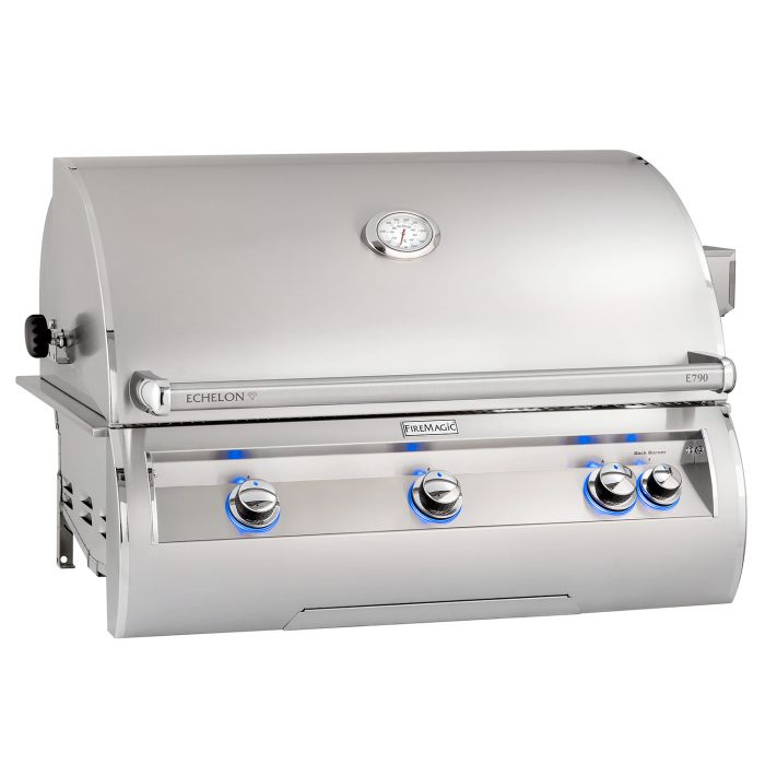 Fire Magic Echelon Diamond E790i Built-In Gas Grill