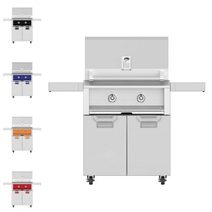 Aspire by Hestan EBR30 Freestanding Gas Grill, 30-Inch