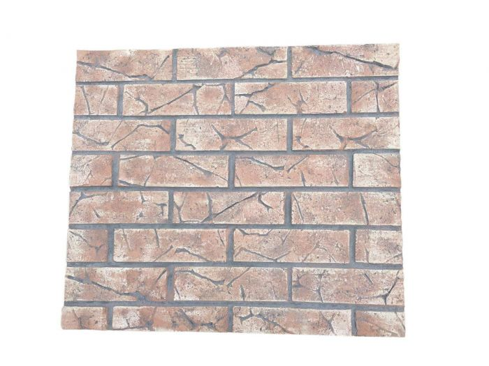 HPC El Dorado Decorative Firebrick Panel