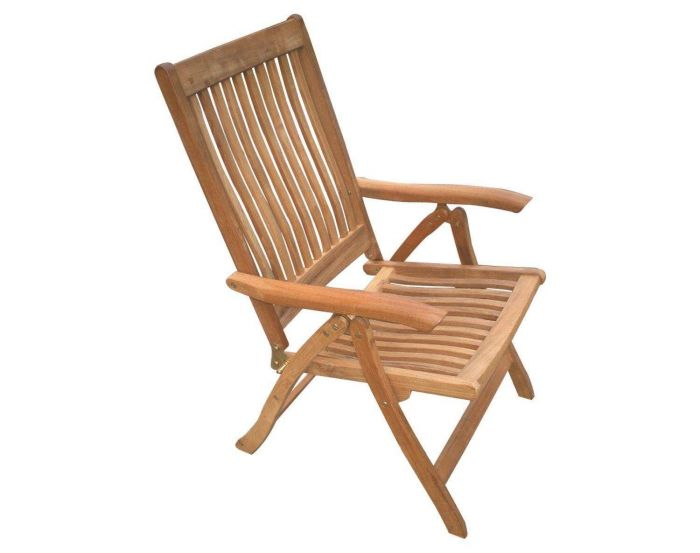 Royal Teak Collection ESFC Estate Teak Chair