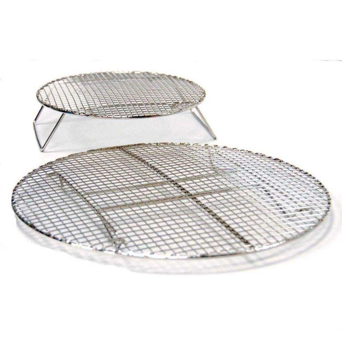 Evo Circular Roasting & Baking Racks - Set of 2 Sizes