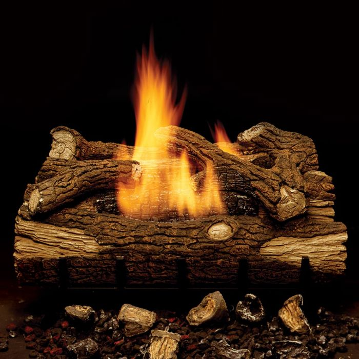 Monessen EYF Mountain Oak Vent-Free Gas Log Set