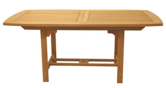 Royal Teak Collection FER Rectangular Family Expansion Teak Table