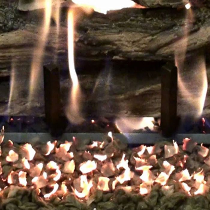 Superior FGE Standard Glowing Embers Fireplace Media