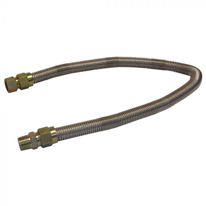 Warming Trends FL3634 Stainless Steel Flex Line, 3/4-Inch