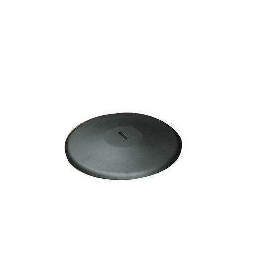 Hearth Products Controls Round Aluminum Fire Pit Cover, 36 Inch, Black