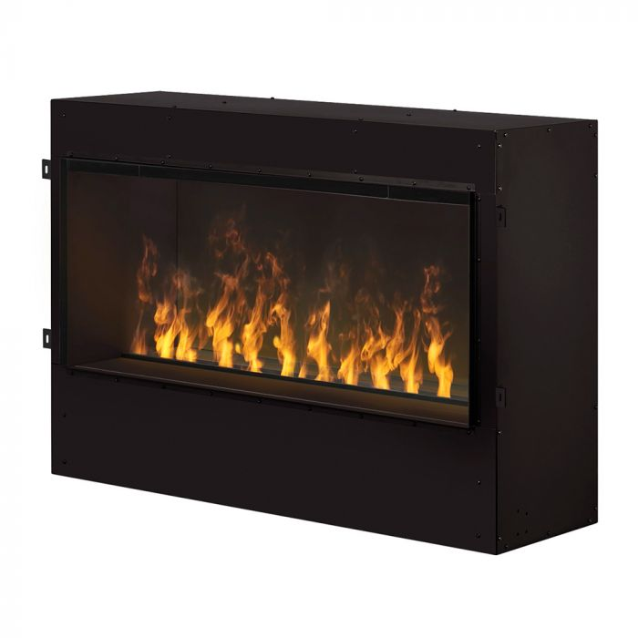 Dimplex GBF1000-PRO Opti-Myst Pro Built-In Electric Fireplace, 46.625-Inches