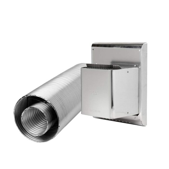 Napoleon GD7TVK Top Vent Kit for Flexible Direct Vent, 4x7-inch
