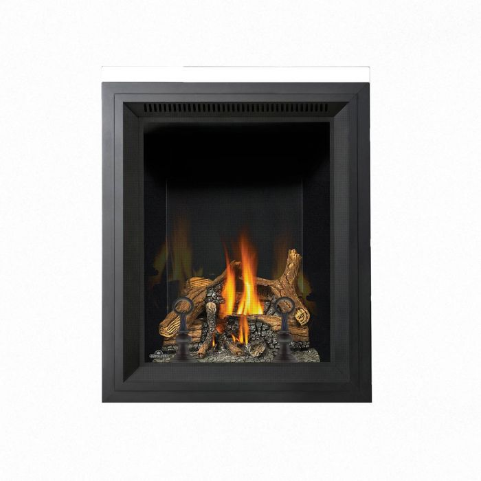 Napoleon Gd82nt Paesb Park Avenue Series Electronic Ignition Direct Vent Gas Fireplace