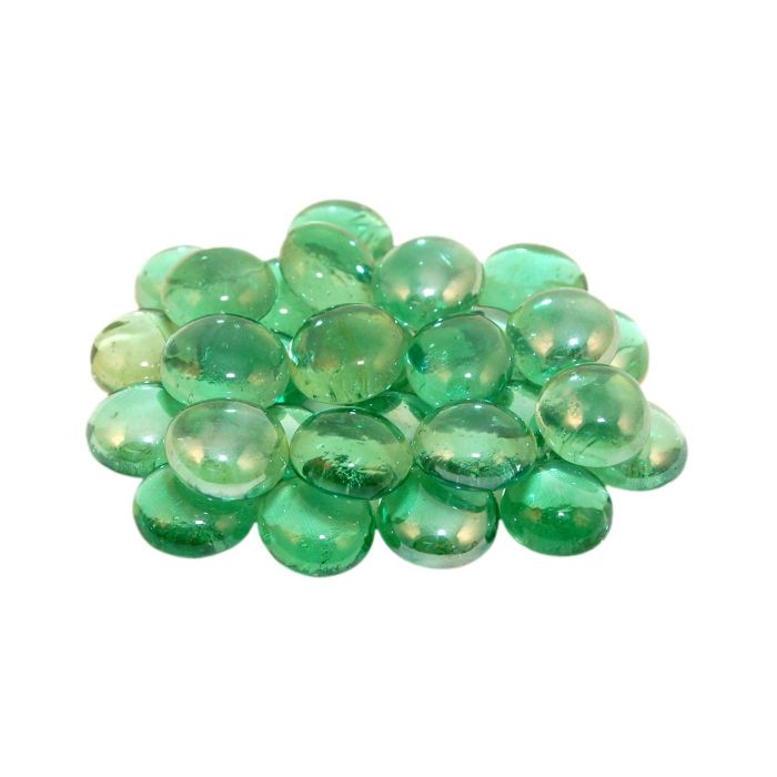 Real Fyre GLG-10-E Emerald Fyre Gems, 10 Pounds