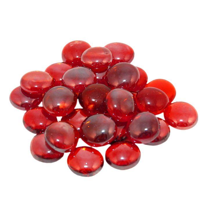 Real Fyre GLG-10-RY Ruby Fyre Gems, 10 Pounds