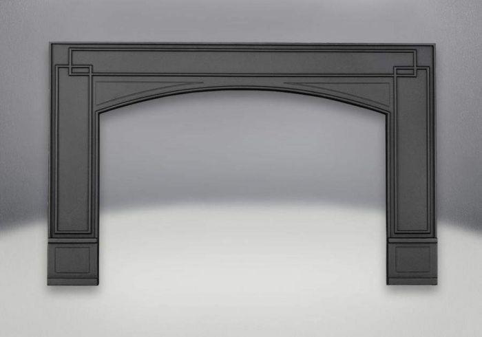Napoleon GICSK Arched Cast Iron Surround for GI3600/GDI-30/NPI45 Gas Inserts