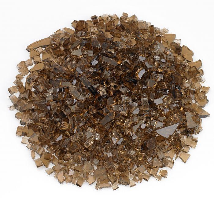 Rasmussen GLX-CU Copper Fire Glass, 10-Pounds