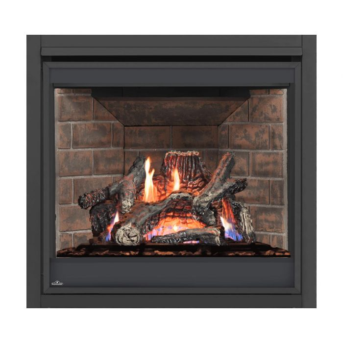 Napoleon GX70TE-1 Ascent X Series Electronic Ignition Direct Vent Gas Fireplace