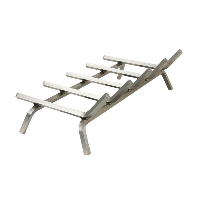 Rasmussen HFG-SS Stainless Steel Single Sided Gas Log Grate