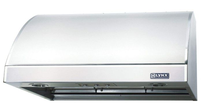 Lynx 60-Inch Outdoor Vent Hood (Blower sold separately)