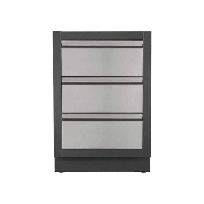 Napoleon IM-3DC-CN Oasis Three Drawer Cabinet