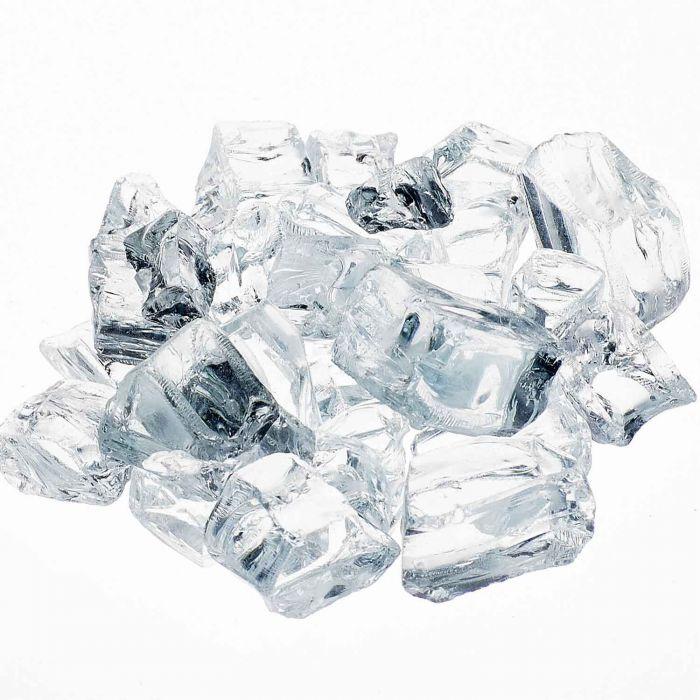 Grand Canyon RFG-10-KD 1/2-Inch Krystallo Reflective Fire Glass, 10-Pounds