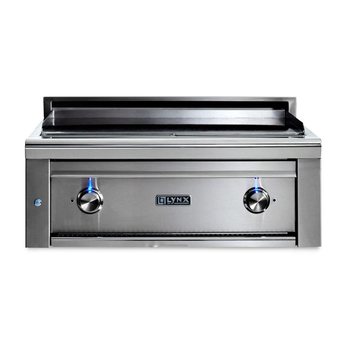 Lynx Asado 30-Inch Gas Grill On Cart