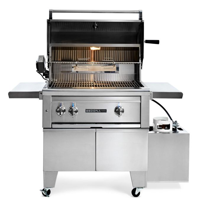 Sedona By Lynx ADA 30-Inch Gas Grill On Cart
