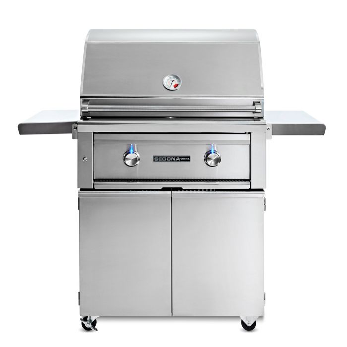 Sedona By Lynx 30-Inch Gas Grill On Cart