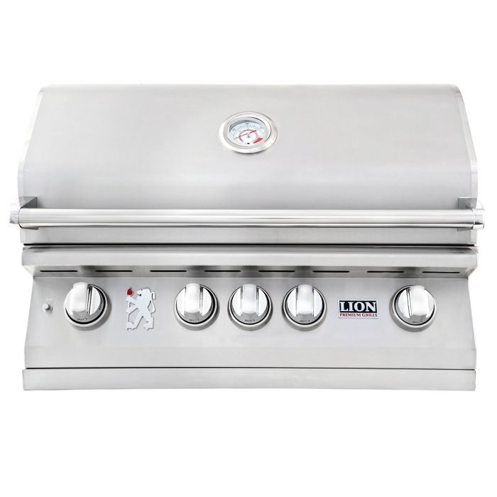 Lion L75000 32-Inch Built-In Grill