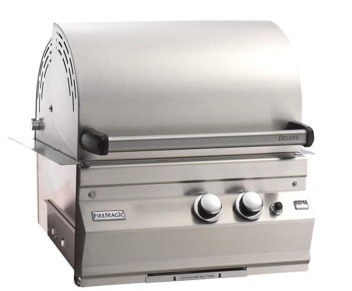 Fire Magic Legacy Deluxe Built-In Gas Grill