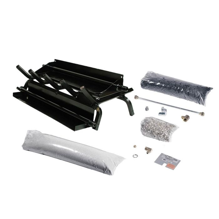 Rasmussen LC Evening Series Multi-Burner and Grate Kit