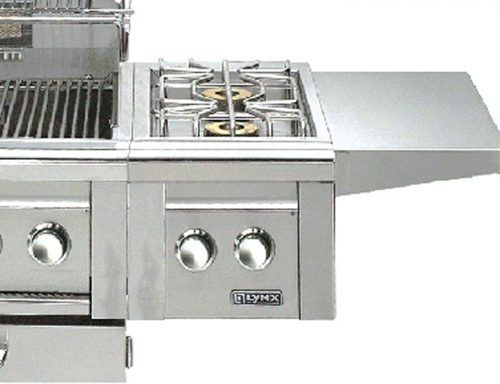 Lynx Freestanding Cart Mounted Double Side Burner