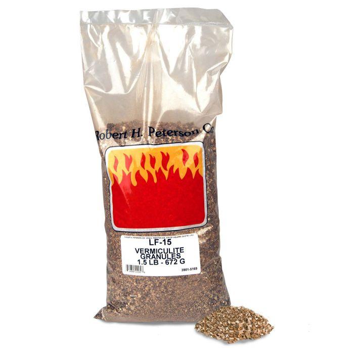 Real Fyre LF-15 Vermiculite Granules