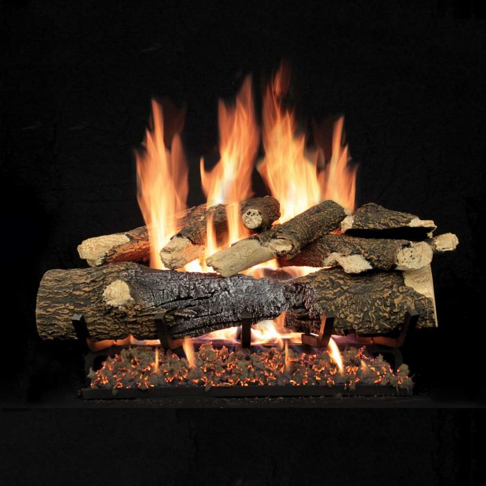 White Mountain Hearth LFRxx-Kit Frontier Refractory Complete Fireplace Log Set