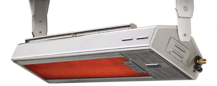 Lynx Eave Mounted Heater 48-Inch