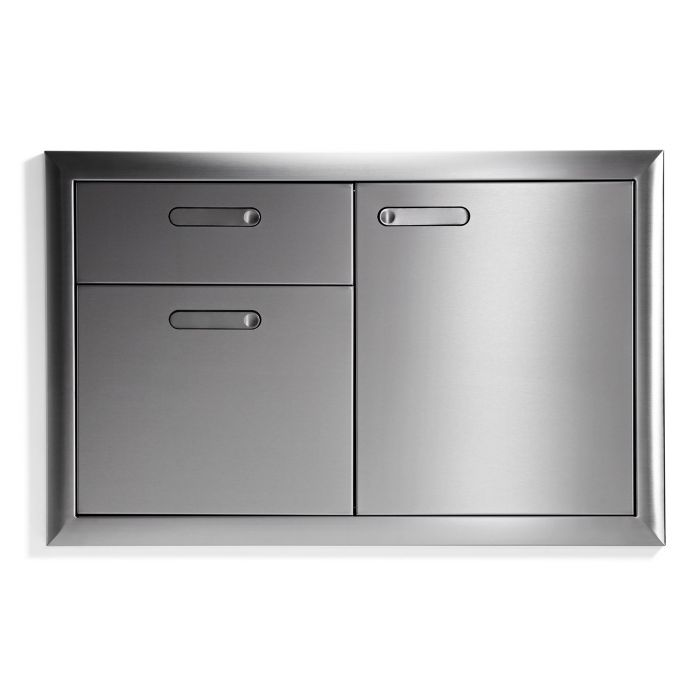 Lynx Access Door And Double Drawer Combo, 36-Inch