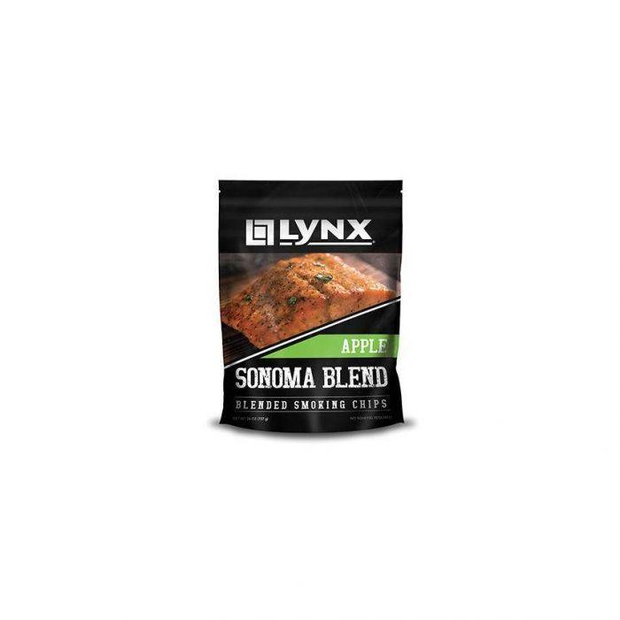 Lynx Smoker Wood Chip Blend, Apple