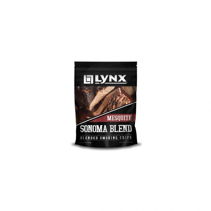 Lynx Smoker Wood Chip Blend, Maple