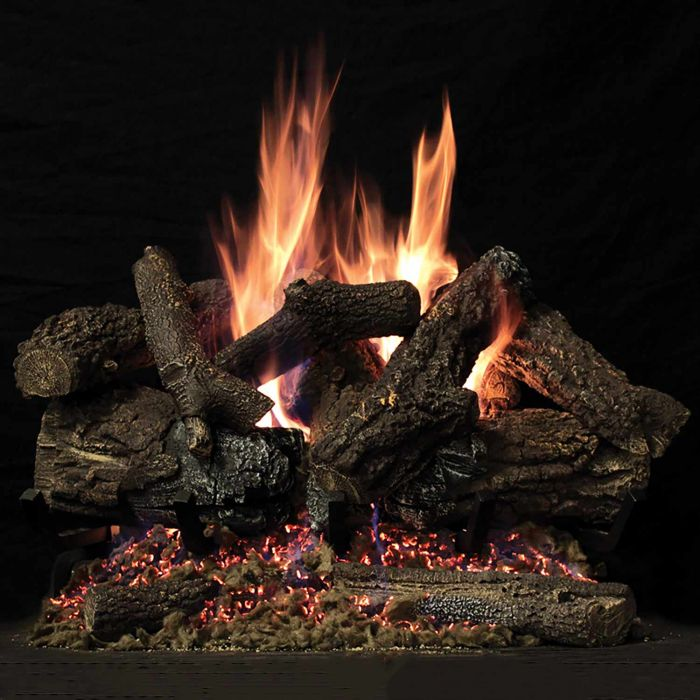 White Mountain Hearth LTH11xx Treehouse 11 Refractory Gas Logs Only