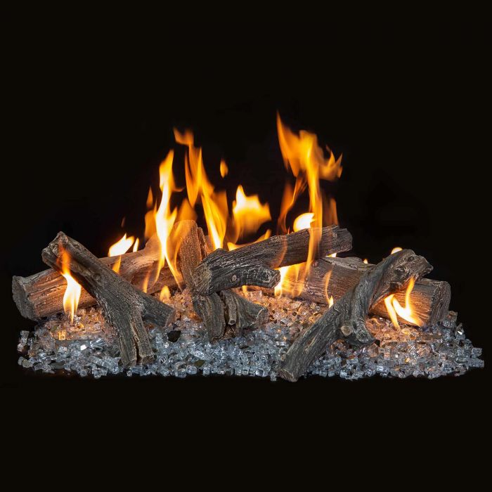 Grand Canyon Linear Western Driftwood Gas Logs Only