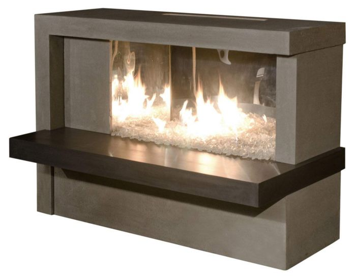 American Fyre Designs Manhattan Outdoor Gas Fireplace