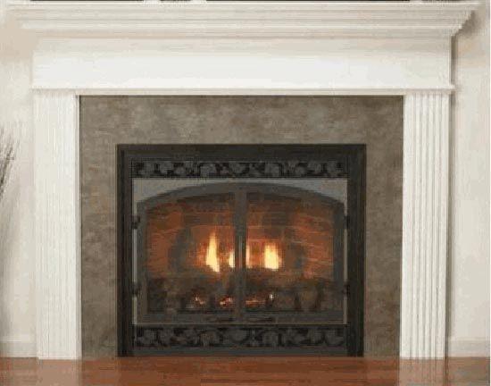 White Mountain Hearth MFLxx Profile Fireplace Mantel