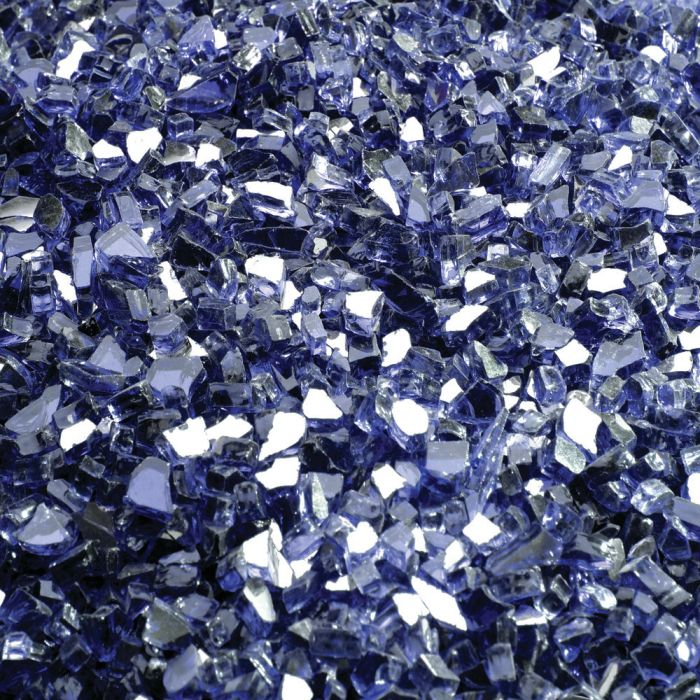 Napoleon MKGB Glass Embers Media Kit, Blue