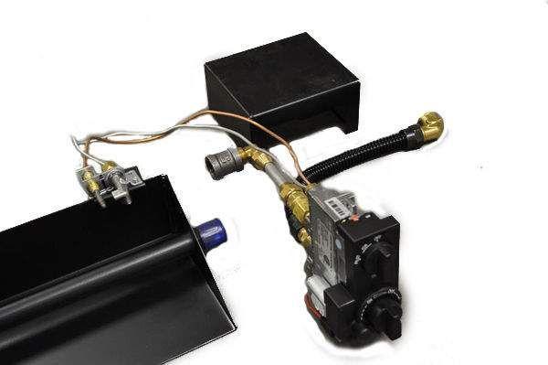Maxitrol Flame Modulating Safety Valve Kit, Propane