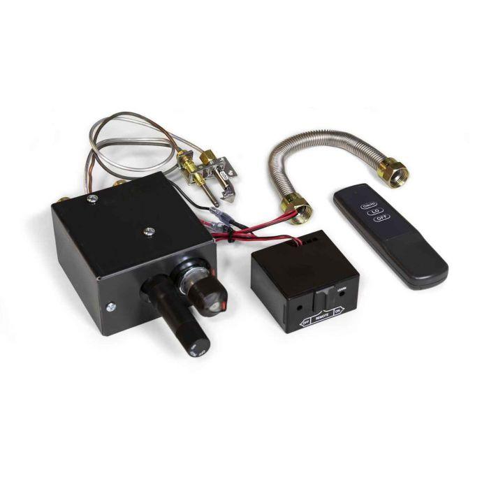 Grand Canyon Modulating Millivolt Valve Kit with Remote