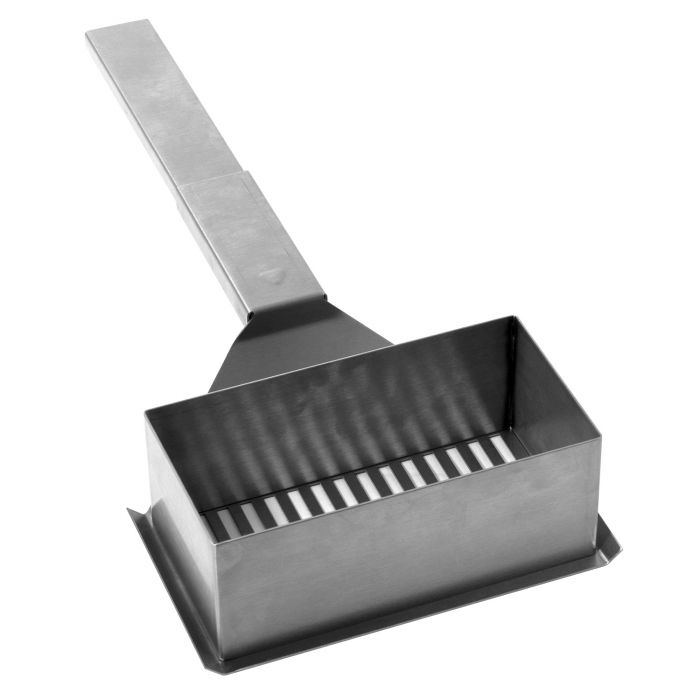 TEC MTLOAFSM Meatloaf Grill Pan, Small