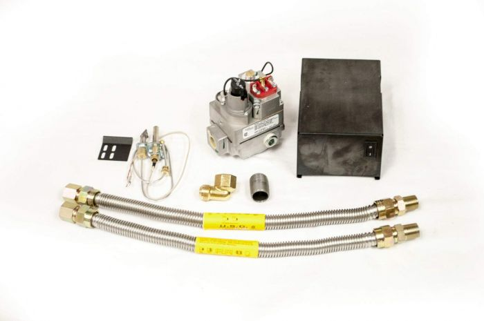 White-Rodgers High Capacity Millivolt Valve Kit with 36-Inch Thermopile