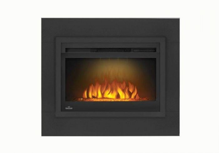 Napoleon NEFT29BLK 4-Piece Trim Kit for Cinema Series Fireboxes, 29-inch
