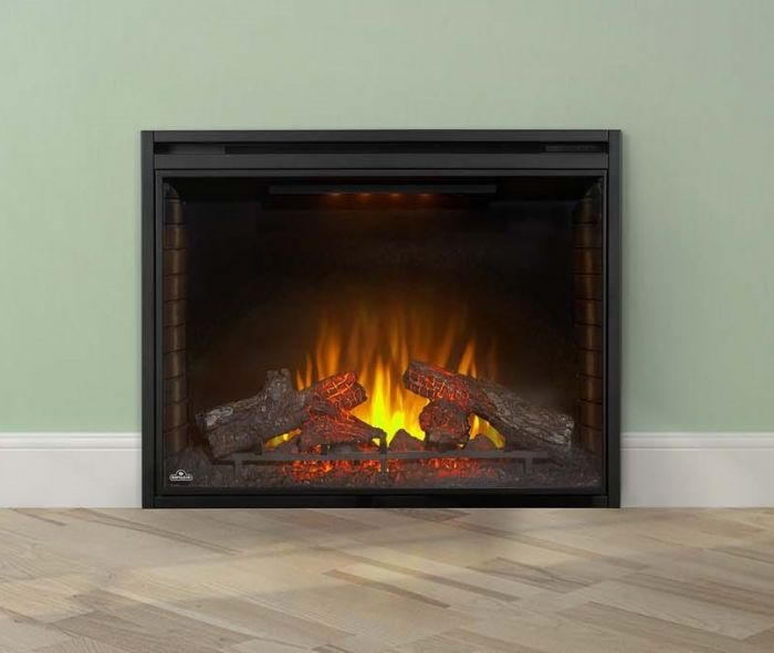 Napoleon NEFB40H Ascent Built-In Electric Fireplace, 40 Inch
