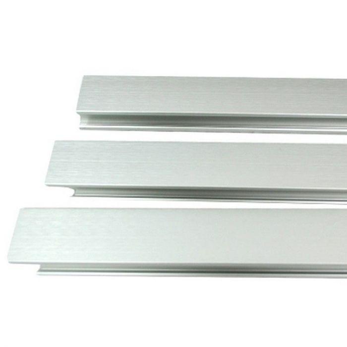 Osburn OA10129 Osburn OA10129 Brushed Nickel Large Faceplate Trim Kit (32 X 50) for Osburn 1600, 1700, 2000, 2200 & 2400 Wood Inserts