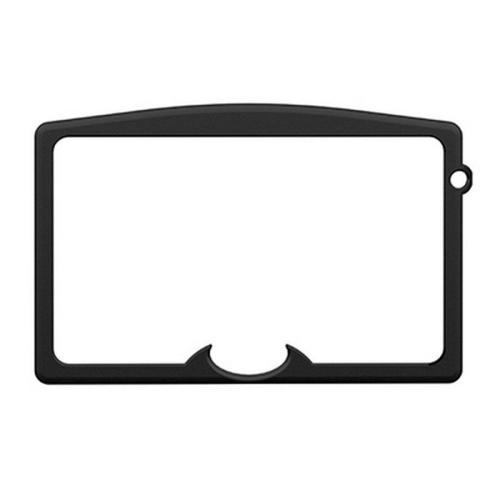 Osburn OA10230 Black Cast Iron Door Overlay for Osburn 1100/1600 Wood Stoves and the 1100/1600 Wood Inserts
